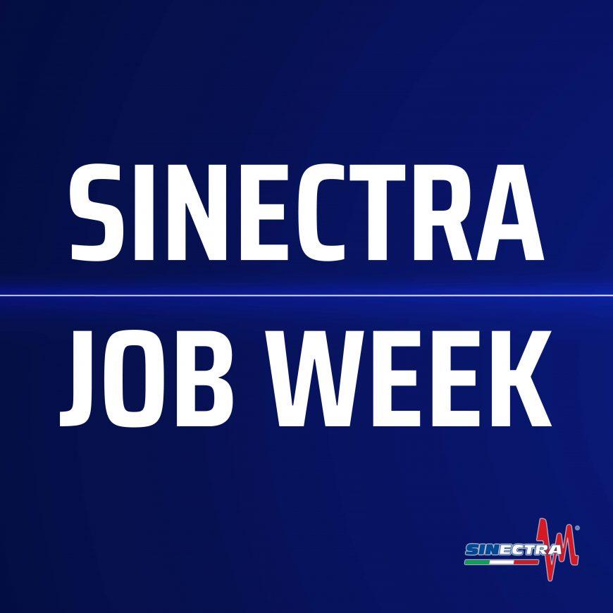 SINECTRA JOB WEEK